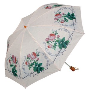 Folding Umbrella Famous Painting Series Folding Umbrella Pierre Jozsef Rose Pink