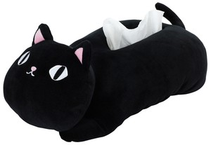 Neko Sankyodai Tissue Box Cover
