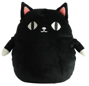 Puffy Cushion Neko Sankyodai