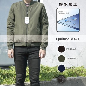 A/W Padding Quilt Type Blouson