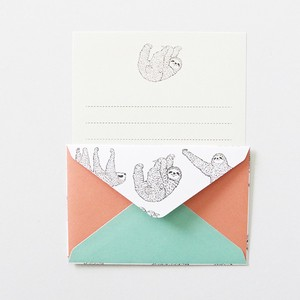 Mini letter Set Sloth