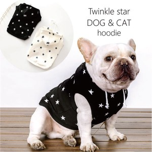 Pet Product Glitter Hoody for Cat Dog Wear cat