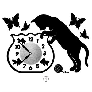Wall Clock Sticker