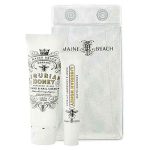 MAINE BEACH マインビーチ LIGURIAN HONEY Series エッセンシャル デュオ パック Essentials DUO Pack