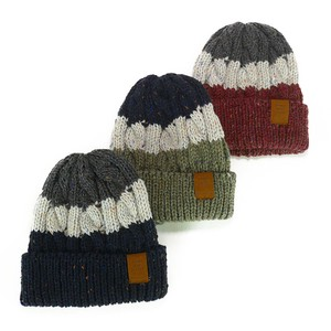 Suede Knitted Watch Cap Young Hats & Cap