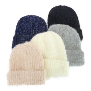 Angola Knitted Watch Cap Young Hats & Cap