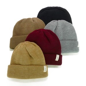 Knitted Watch Cap Young Hats & Cap
