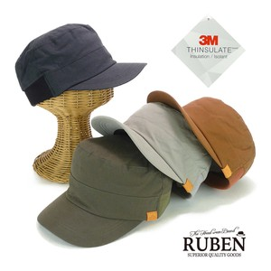 Ruben Nylon Military Cap Young Hats & Cap