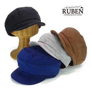 Ruben Fake Suede Casquette Young Hats & Cap
