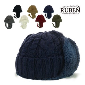Ruben Cover Knitted Watch Cap Young Hats & Cap