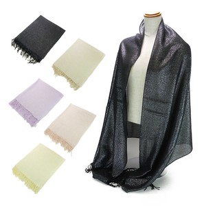 Elegant lame Stole Stole Scarf Snood