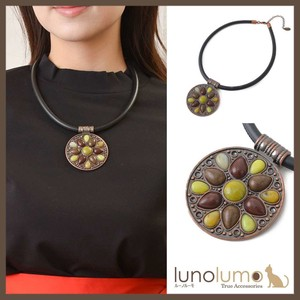 Color Pendant Necklace