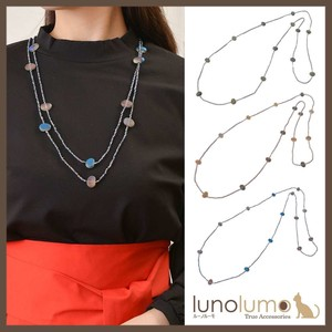Glass Color Necklace