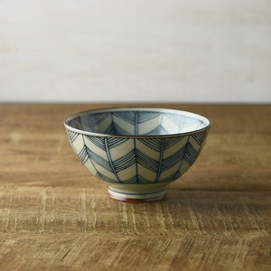 Japanese Rice Bowl MINO Ware