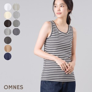 Stretch Milling Jacquard Tank Top