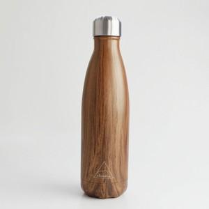 シャスタ リボトル3 500ml WOOD ブラウン