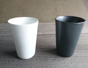 Cup Tumbler Pottery Mino Ware