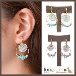 Circle Ethnic Earring