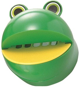Pack Frog Piggy Bank