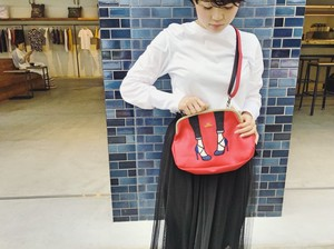 High Heel Gamaguchi 3WAY Shoulder Bag 2018 A/W