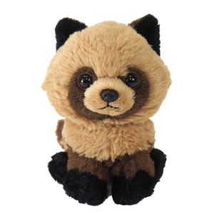Soft Toy Japanese Raccoon