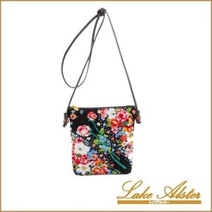 2018 A/W LakeAlster Square Pouch Butterfly Bag