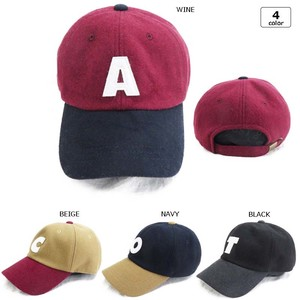 Alphabet Patch Cap