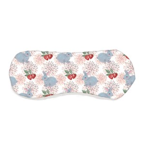 Aroma Hot Eye Pillow Fruit Animal Strawberry Rabbit