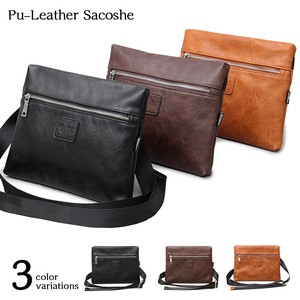 Leather Sacosh Mini Shoulder Bag