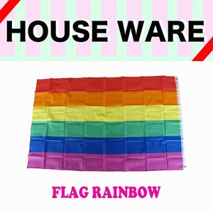 Rainbow Flag Decoration Decoration Interior Colorful