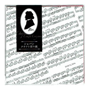 CHOPIN Craft 30 Pcs Music Series