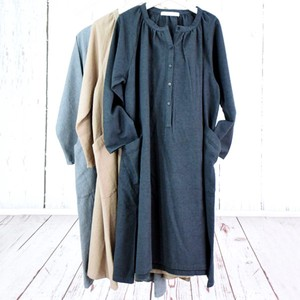 Clearance Sale Wool Pullover One-piece Dress