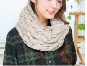 Mohair Snood