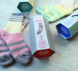 2018 A/W Moisturizing Socks
