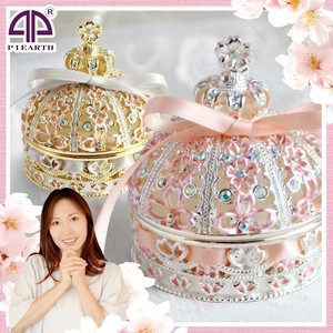 Crown Jewelry Jewelry Box