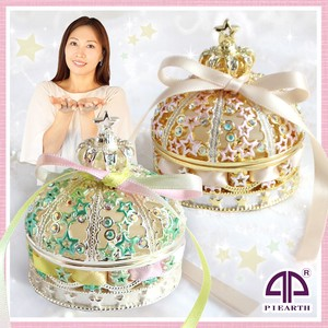 Crown Jewelry Jewelry Box Crown Ink Silver