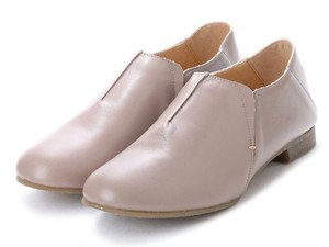 3 Colors Genuine Leather Design Casual Flat Shoes