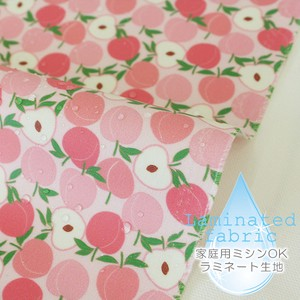 Fabric Fruit Peach Unit Cut Sales