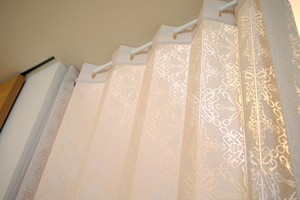 Long Accordion Curtain Eco Japanese Noren Curtain