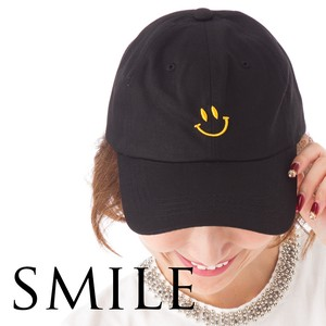 A/W Cotton Cap Embroidery Cap