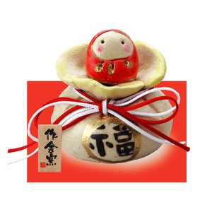 Daruma Lucky Bag Ornament