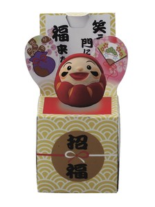 Daruma Decoration Ornament
