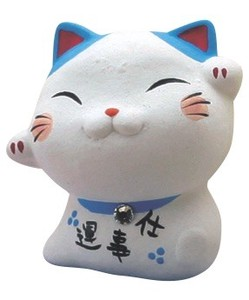 Feng Shui Beckoning cat 1Pc Ornament