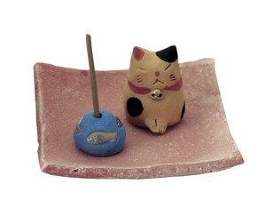 Bowing Cat Incense