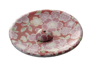 Japanese Pattern Incense holder