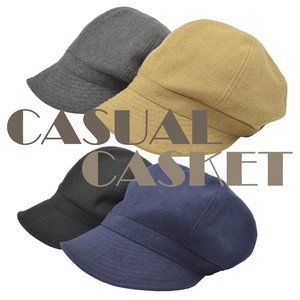 2018 A/W Casual Casquette Ladies Adjustment Attached Lining Attached