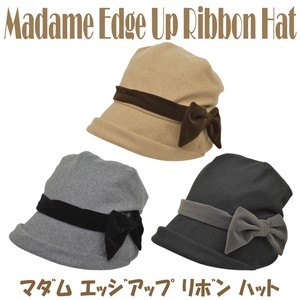 2018 A/W Edge Hat Ladies Adjustment Lining