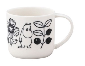The Moomins The Moomins Valley Mug Wreath