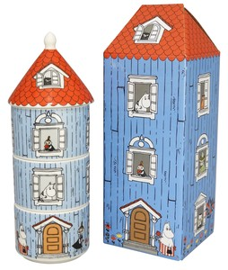 The Moomins House Bowl Set
