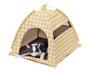 Field Pop Pet Tent Dot